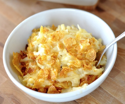 CHEESY AU GRATIN POTATOES [RECIPE]