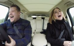 [WATCH] ADELE DOES CARPOOL KARAOKE WITH JAMES CORDEN AND IT'S MAGIC